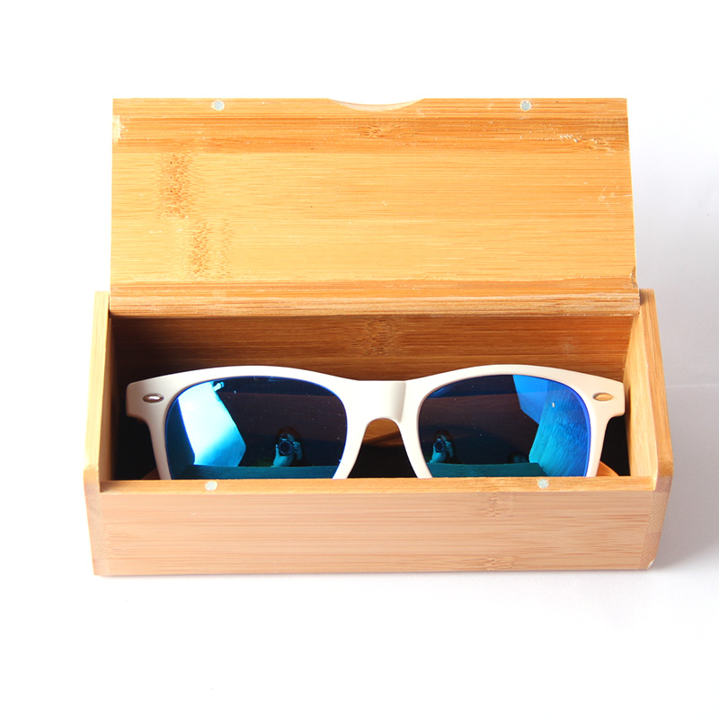 Hot selling case bamboo box for sunglasses and glasses