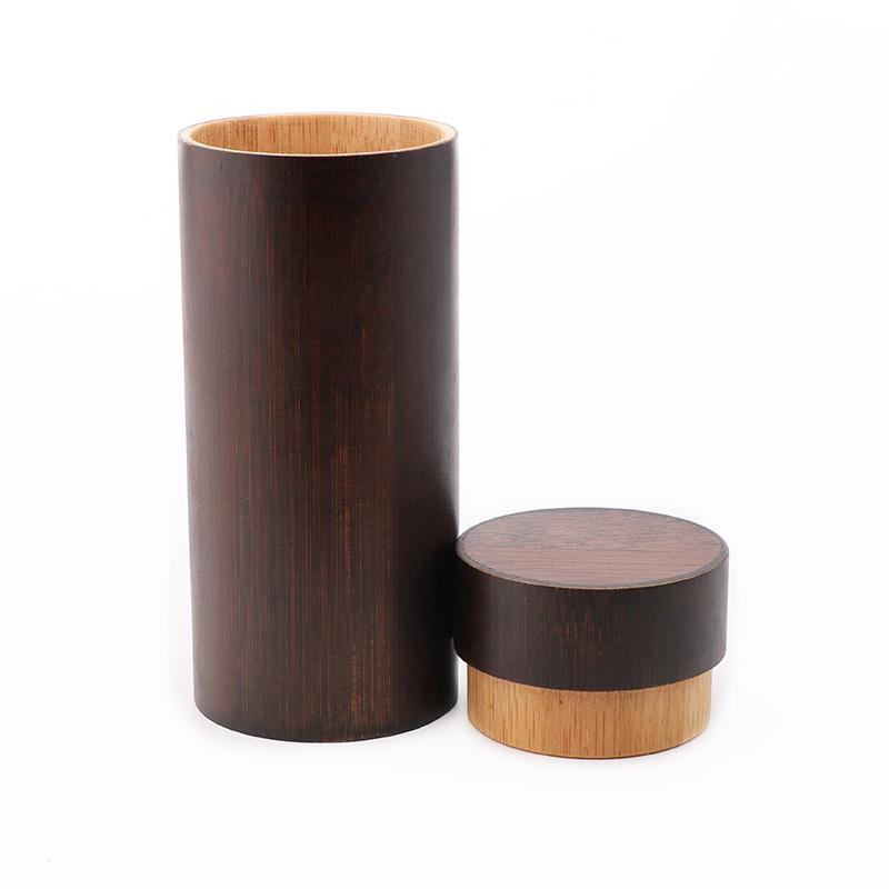 Manufacturer supply bamboo case sunglasses box