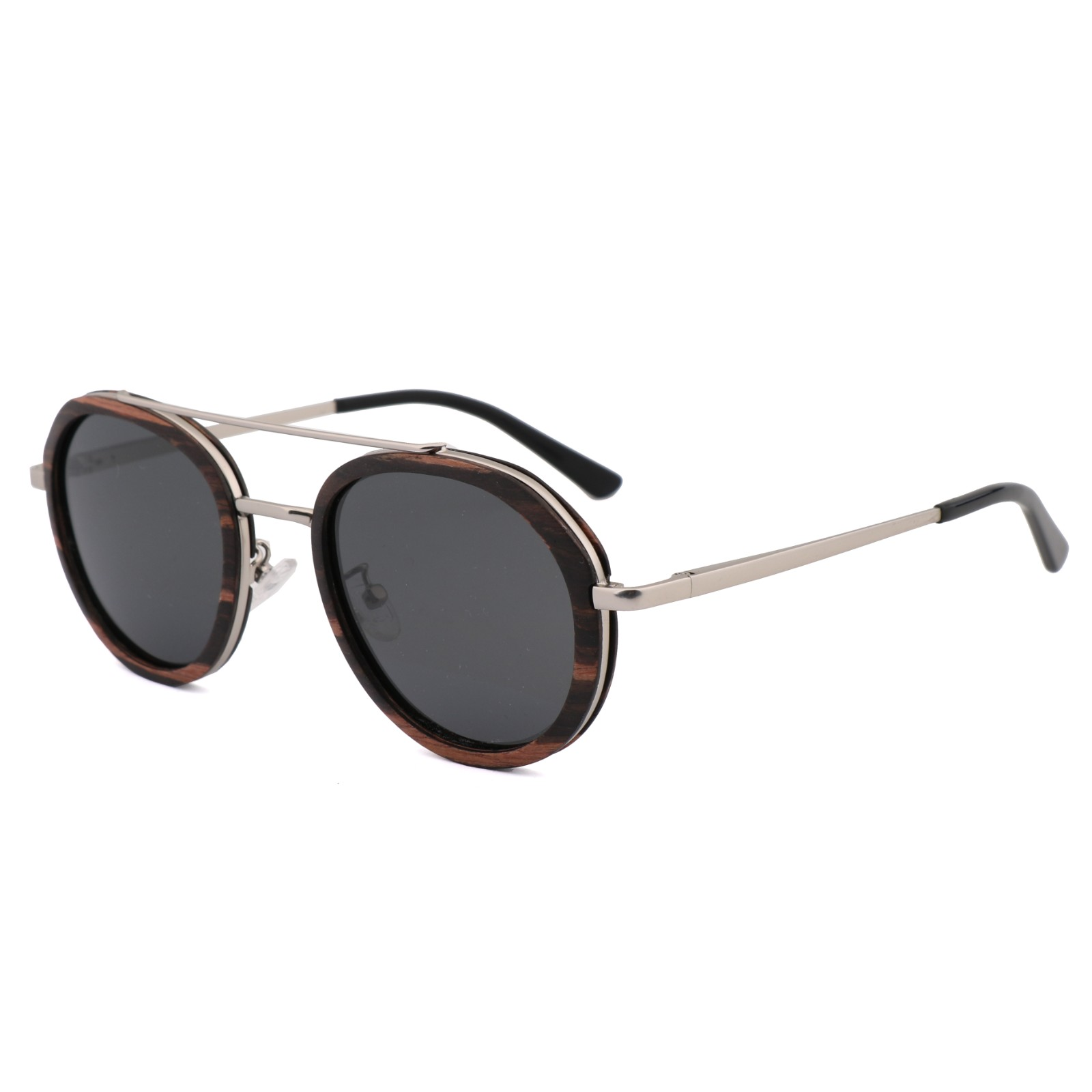 (RTS) SQ-56232 wooden sunglasses 2021 Factory hot sale bamboo glasses wooden sunglasses female sunglasses with high quality