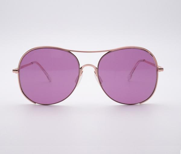 Metallic Sunglasses YZ-21442
