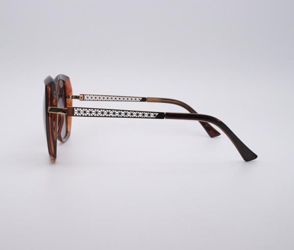 PC+Metallic polarized sunglasses YZ-50106