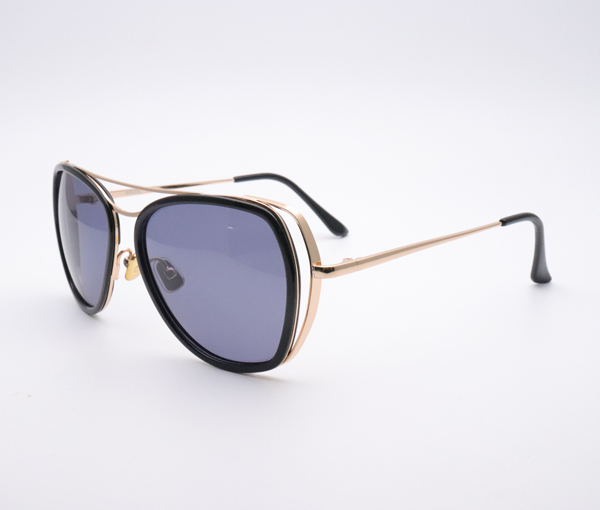 PC+Metallic Polarized sunglasses YZ-50112
