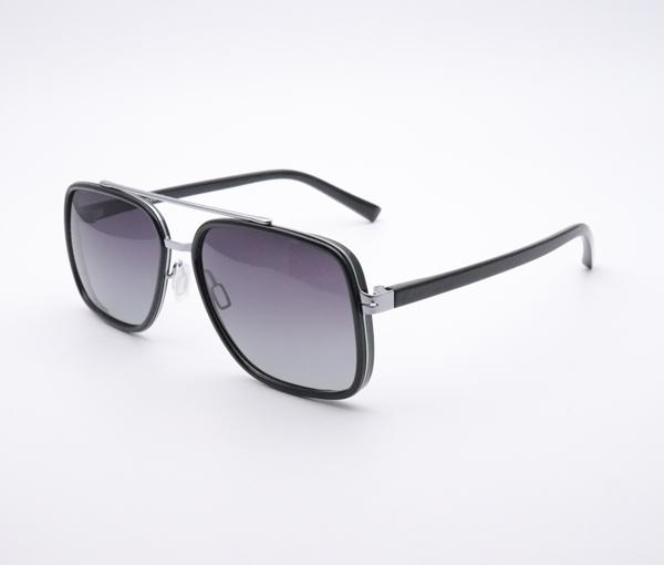 PC+Metallic Polarized Sunglasses YZ-50121