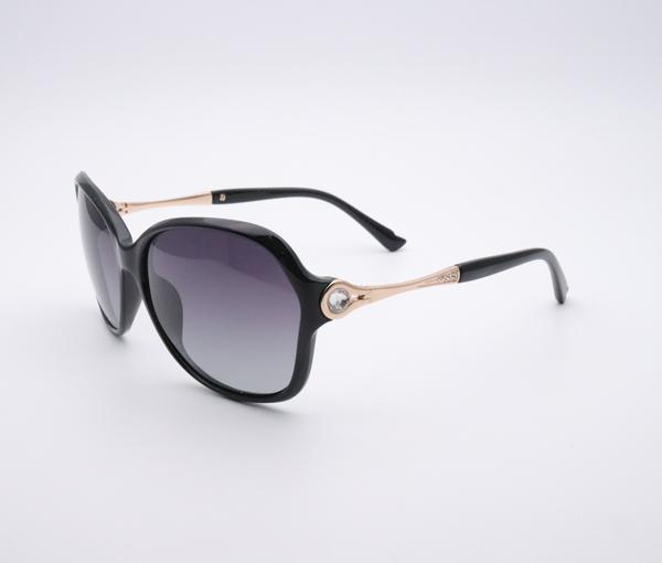 PC+Metallic Polarized sunglasses YZ-50122